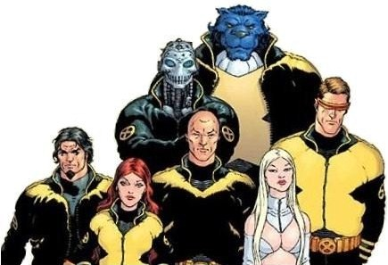 Grant Morrison's new X-Men Volume 1, and how it deals with minorities